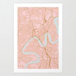 brisbane art prints | Society6