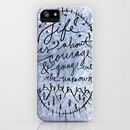    L I F E    iPhone Case