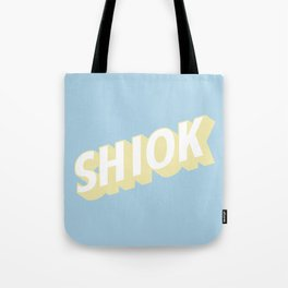 SHIOK Tote Bag