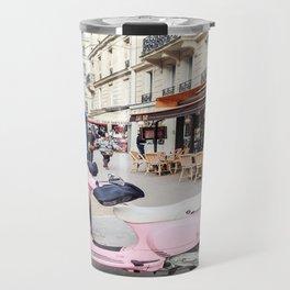 Paris Scooter Travel Mug
