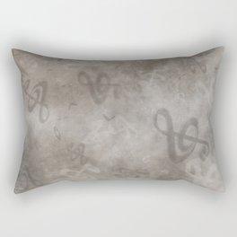 DT MUSIC 11 Rectangular Pillow