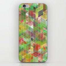 Panelscape - #6 society6 custom generation iPhone & iPod Skin