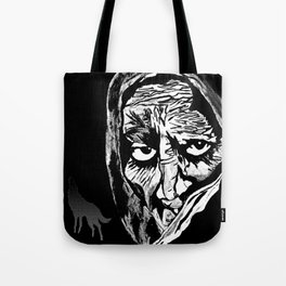 Oh Grandmother What Big Eyes You Have....The Better To See You With My Dear Tote Bag