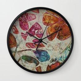 He Loves Me... Wall Clock