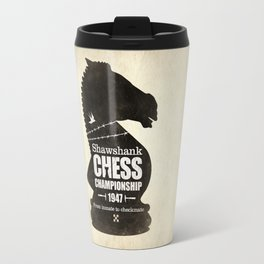 Shawshank Chess Championship Travel Mug