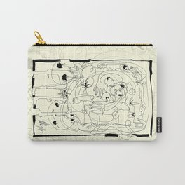 The First Carry-All Pouch
