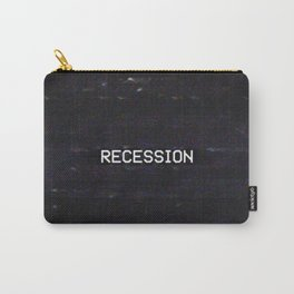 RECESSION Carry-All Pouch