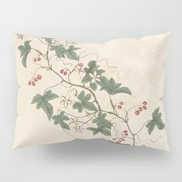 White Bryony Pillow Sham