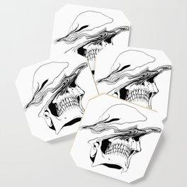 Skull #2 (Liquify) Coaster