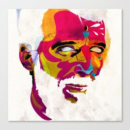 Mr.K Canvas Print