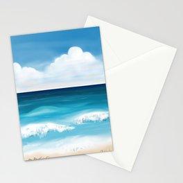 digital sunshine Stationery Cards