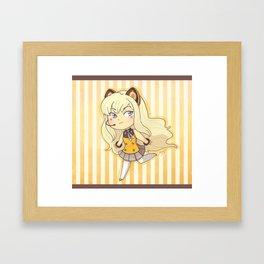 Vocaloid SeeU Framed Art Print