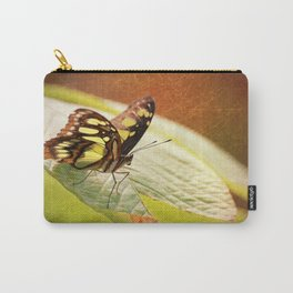 Butterfly - Ready for takeoff Carry-All Pouch