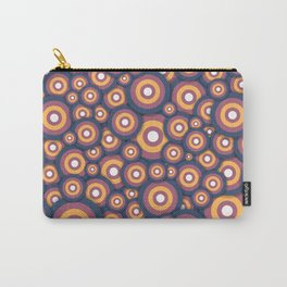 Circle World Carry-All Pouch