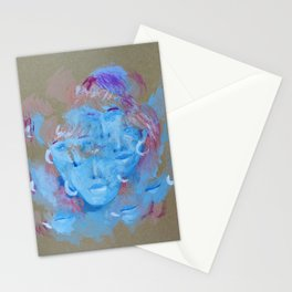 Many Faces Stationery Cards
