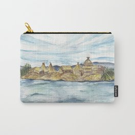 Uros islands Carry-All Pouch