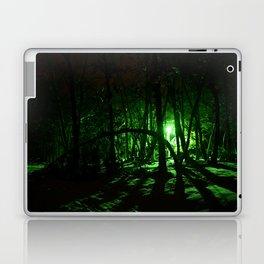 Yard-light Silhouettes Laptop & iPad Skin