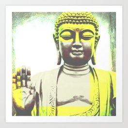 Buddha II Art Print