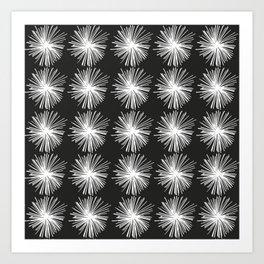 FloralII/ Art Print