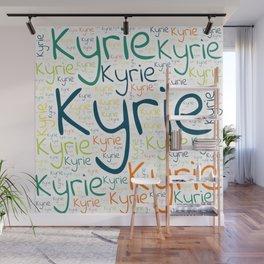 Kyrie Wall Mural