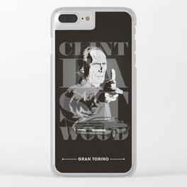Gran Torino Clear iPhone Case