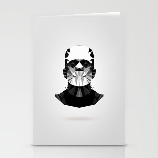 Polygon Heroes - The Horror Stationery Cards
