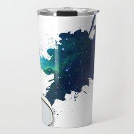 Spaceman Mind Explosion Travel Mug