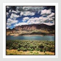 colorado Art Prints featuring Colorado by Caroline Sinno Photography