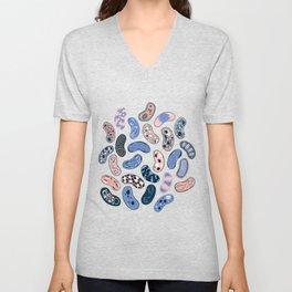 Microbes Unisex V-Neck
