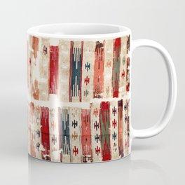Karapinar  Antique Turkish Konya Kilim Coffee Mug