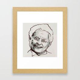 Tito Puente Framed Art Print