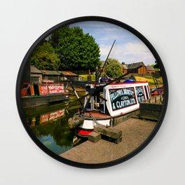Reflections Wall Clock