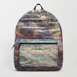 Colorful Ocean Wading Backpack
