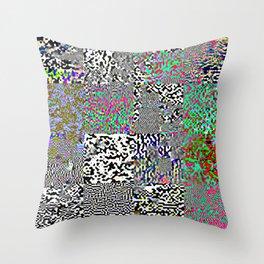 tiles Throw Pillow