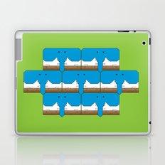 Elephant-Dog Pattern Laptop & iPad Skin