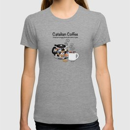 Catalian Coffee T-shirt