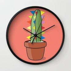 Cactu Wall Clock