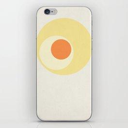 Orb iPhone Skin