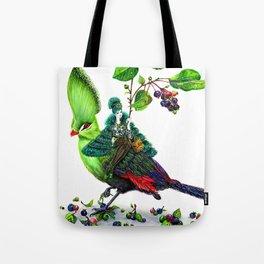 Turaco Tote Bag