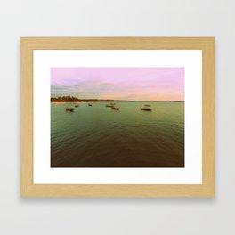 noneedtoleave #2 Framed Art Print