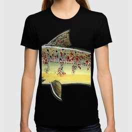 The atlantic salmon. T-shirt