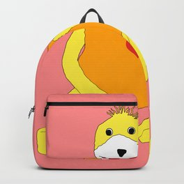 Sweet Hello from Flat E Backpack