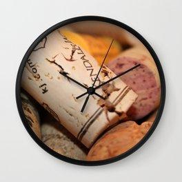 Wine not? Wall Clock