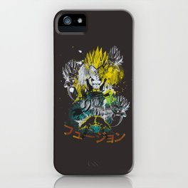 Fusion! iPhone Case