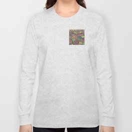 Blossoming Thoughts Long Sleeve T-shirt