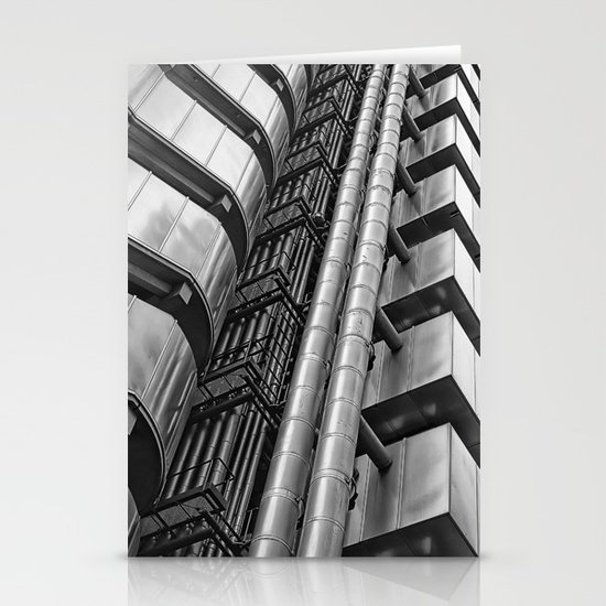 Lloyd's Building, London Stationery Cards