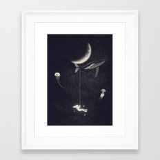Swing Paradise Framed Art Print