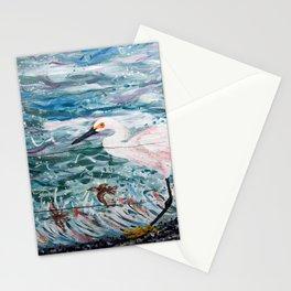Run, Ocean, Run! Stationery Cards