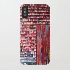 The Boathouse iPhone X Slim Case