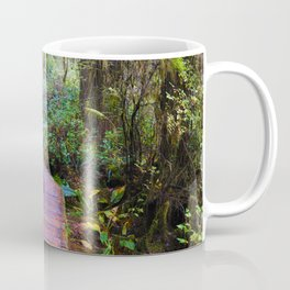Rainforest Trail, Vancouver Island BC Coffee Mug